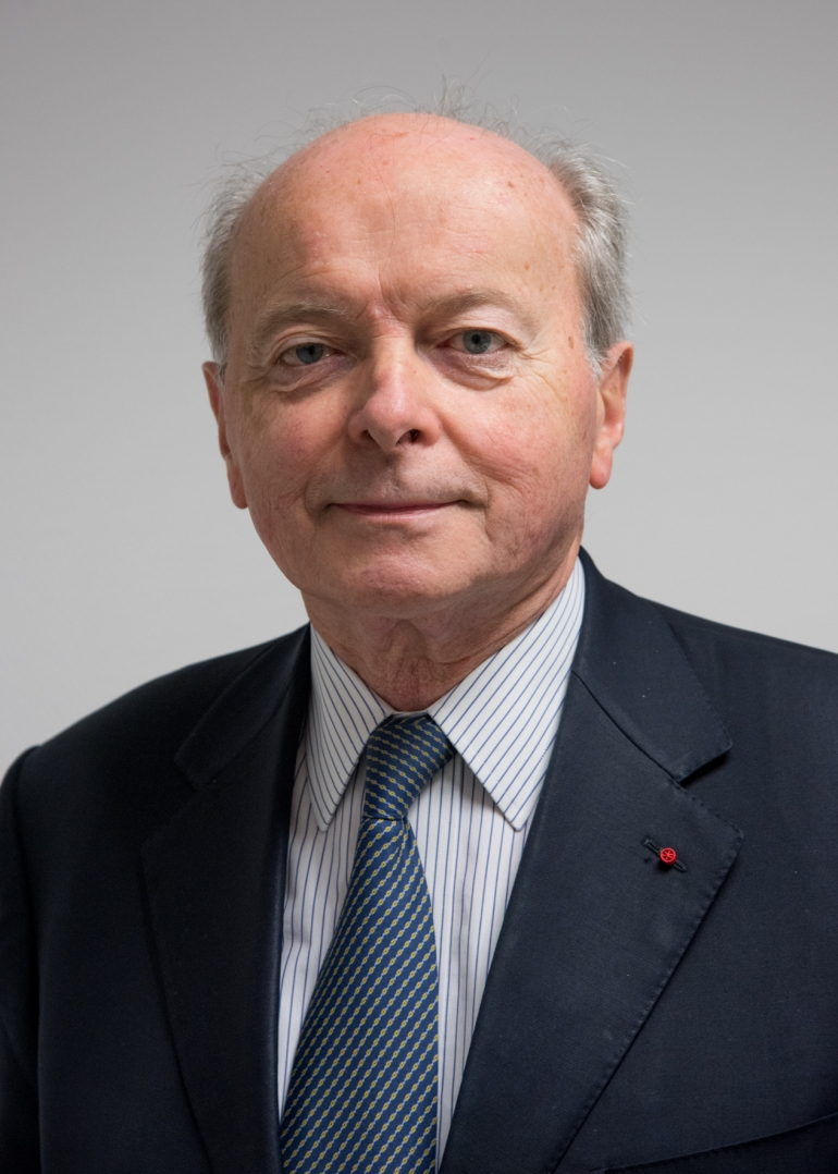 Jacques Toubon - Defender of Rights, France. Defender of Rights